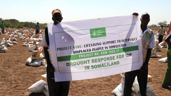Drought relief project in Idhanka, Somaliland © JustFilms/Welthungerhilfe